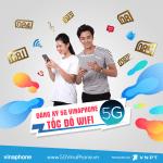Giá Các gói cước 5G Vinaphone giá rẻ nhất 2018
