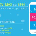 Hướng dẫn đăng ký gói cước MAX Vinaphone