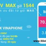 Thông tin chi tiết về gói cước MAXSV1 của Vinaphone