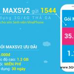 Thông tin chi tiết về gói cước MAXSV2 Vinaphone