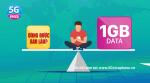 Với 1GB data bạn có thể sử dụng truy cập mạng trong bao lâu?