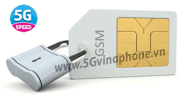 sim Vinaphone bị khóa 5 lần do nạp thẻ sai