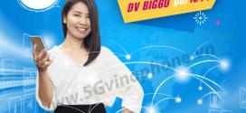 Đăng ký gói cước BIG60 Vinaphone chỉ 60k có ngay 60GB data 4G