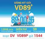 Thông tin chi tiết về gói cước VD89P của Vinaphone