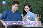 Làm thế nào để cài đặt cấu hình 3G của Vinaphone?