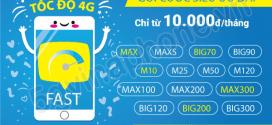Cách đăng ký 3G Vinaphone 1 tháng, 1 tuần 1 năm mới nhất 2020