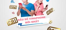 Danh sách các đầu số Vinaphone mới nhất 2020 sau khi chuyển đổi
