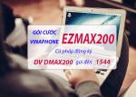 Ưu đãi 20GB data tốc độ cao khi đăng ký gói cước EZMAX200 của Vinaphone