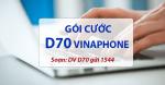 Thông tin chi tiết về gói cước D70 của Vinaphone