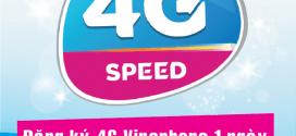 Cách đăng ký gói cước 4G Vinaphone 1 ngày sử dụng 24h với giá cực rẻ