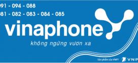 Tổng hợp các đầu số Vinaphone mới nhất hiện nay 2019