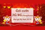 Hướng dẫn đăng ký gói cước 3G/4G Vinaphone tết kỷ hợi 2019