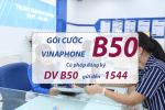 Thông tin chi tiết về gói cước B50 của Vinaphone