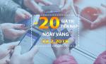 Chương trình Vinaphone khuyến mãi ngày 22/2/2019 ưu đãi ngày vàng toàn quốc