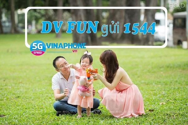 Thông tin chi tiết về dịch vụ Funplus của Vinaphone