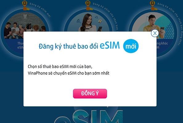 Esim Vinaphone là gì? Hướng dẫn cách đổi eSim Vinaphone