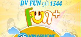 Đăng ký dịch vụ giải trí Thế giới vui Funplus vinaphone