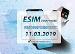 eSim Vinaphone được phát hành chính thức từ ngày 11/3/2019