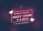 Vinaphone khuyến mãi ngày 8/3/2019 chào mừng Quốc Tế Phụ Nữ