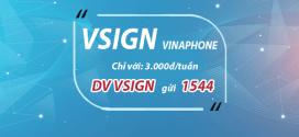 Đăng ký dịch vụ chữ ký cuộc gọi vSign Vinaphone chỉ với 3.000đ/tuần