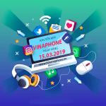 Khuyến mãi của vinaphone vào ngày vàng 15/3/2019