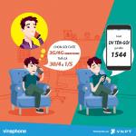 Đăng ký 3G 4G Vinaphone nào dịp lễ 30/4 và 1/5?