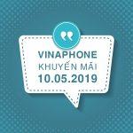 Ưu đãi 20% tiền nạp ngày vàng khi tham gia khuyến mãi của Vinaphone 10/5
