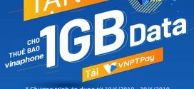 Hướng dẫn cài đặt ứng dụng VNPT Pay nhận DATA tốc độ cao miễn phí