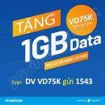 Hướng dẫn đăng ký gói cước VD75K Vinaphone