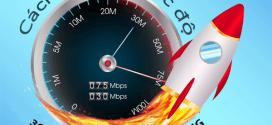 Cách đo lường kiểm tra tốc độ mạng 3G/4G Vinaphone trên di động