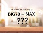 Với 70.000đ nên chọn gói cước MAX Vinaphone hay BIG70 Vinaphone?