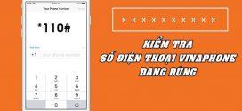 Hướng dẫn cách tự kiểm tra số điện thoại Vinaphone đang sử dụng
