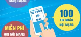Cách đăng ký gói cước VD129 Vinaphone ưu đãi 90GB data + gọi thả ga