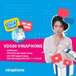 Hướng dẫn đăng ký gói cước VD500 Vinaphone