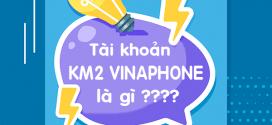 Tài khoản KM2 Vinaphone là gì? Sử dụng TK KM2 Vinaphone như thế nào?