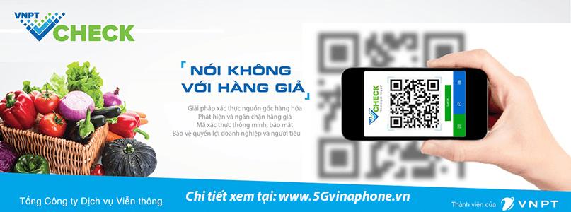 Hướng dẫn đăng ký sử dụng dịch vụ VNPT Check Vinaphone