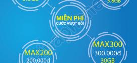Cách đăng ký 5G Vinaphone cho thuê bao trả trước nhận DATA KHỦNG