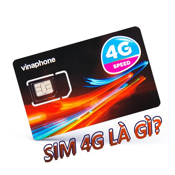 Sim 4G Vinaphone là gì? Tại sao nên sử dụng sim 4G Vinaphone để truy cập mạng?