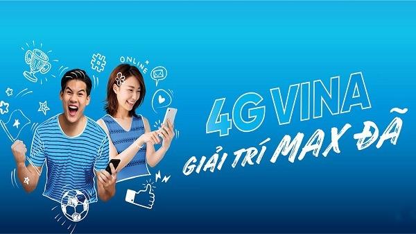 Ưu đãi 30GB data cả tháng khi đăng ký D30G Vinaphone