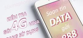 3 cách kiểm tra gói cước 4G Vinaphone đang sử dụng đơn giản nhất