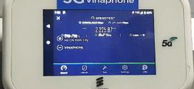 Vinaphone thử nghiệm thành công mạng 5G đạt tốc độ gấp 10 lần 4G