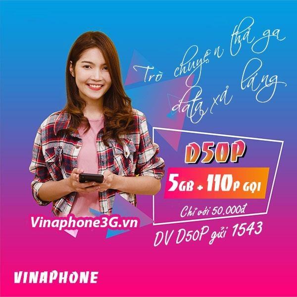 Hướng dẫn cách đăng ký gói cước D50P vinaphone