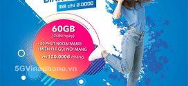 Cách kiểm tra ưu đãi của gói D60G Vinaphone đơn giản, nhanh chóng