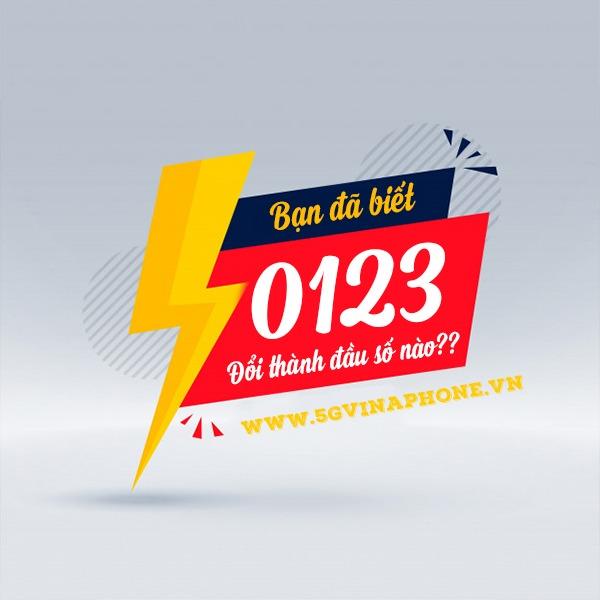 Đầu số 0123 là mạng gì? 0123 chuyển thành đầu 10 số nào?