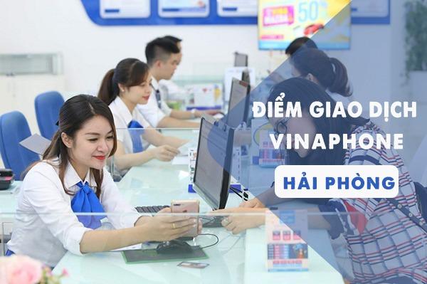 Danh sách địa chỉ trung tâm giao dịch Vinaphone tại Hải Phòng