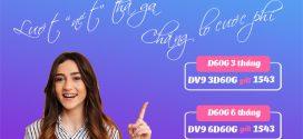 Cách đăng ký gói D60G Vinaphone chu kỳ dài 3 tháng, 6 tháng, 12 tháng