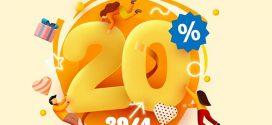 Khuyến mãi Vinaphone 29/4/2021 tặng 20% giá trị tiền nạp cục bộ