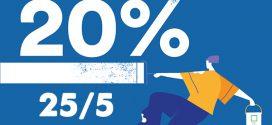 Khuyến mãi Vinaphone ngày 25/5/2021 tặng 20% tiền nạp bất kỳ