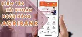 +6 Cách kiểm tra tài khoản ngân hàng Agribank nhanh chóng, chính xác