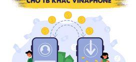 +3 Cách nạp tiền cho thuê bao khác Vinaphone nhanh chóng nhất
